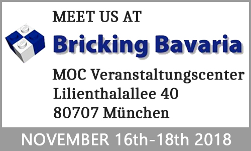 Bricking Bavaria Munich 2018 - LEGO Technic Creations by FOSAPIFI